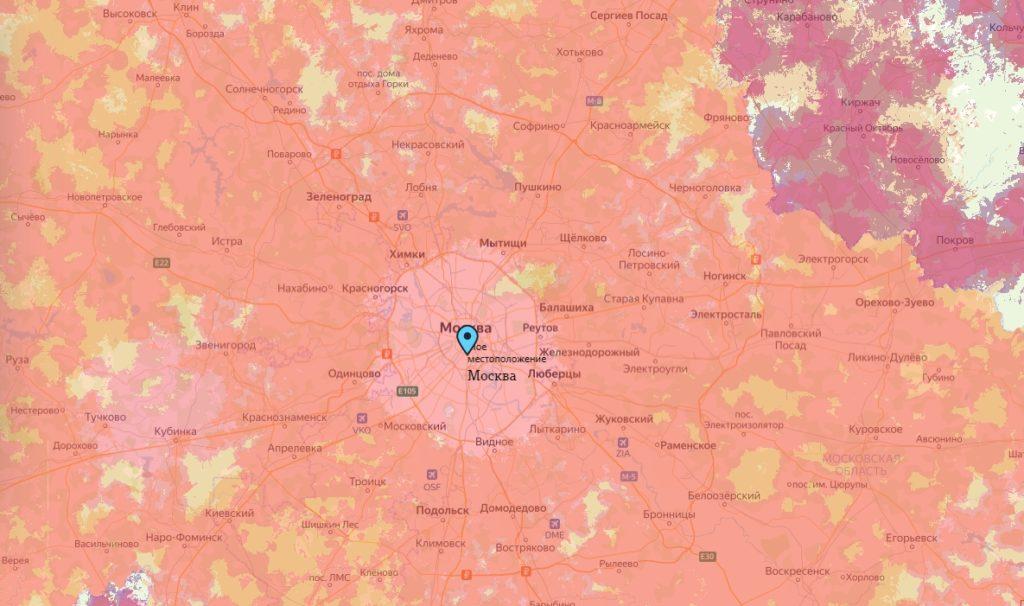 Офис Tele2 в Москве — адреса на карте