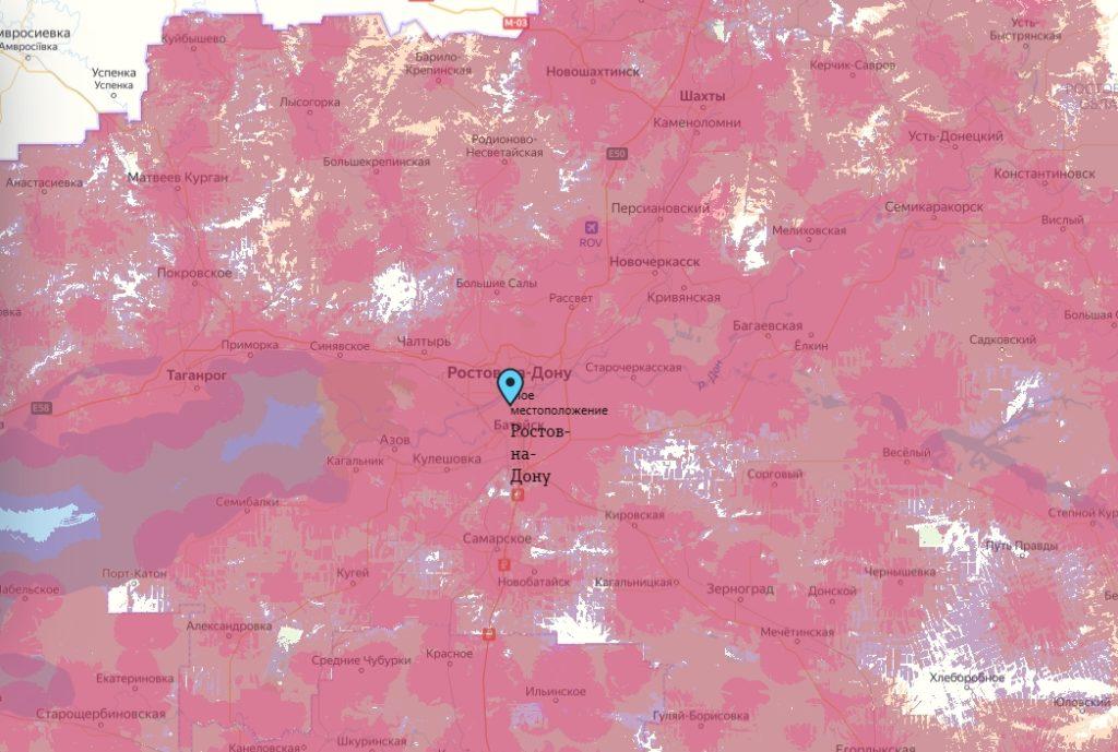 Tele2 Ростов-на-Дону — адреса, тарифы, карта зоны покрытия, личный кабинет, официальный сайт, номер телефона