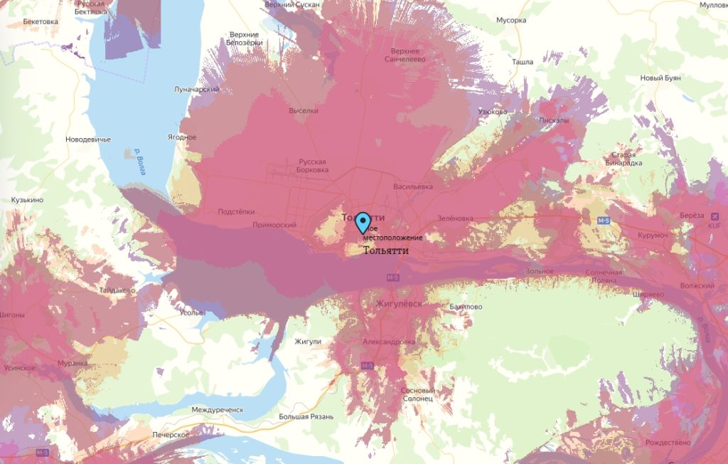 Офис Tele2 в Тольятти — адреса на карте