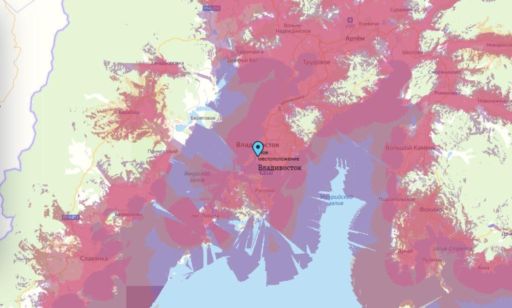 Tele2 Владивосток — адреса, тарифы, карта зоны покрытия, личный кабинет, официальный сайт, номер телефона