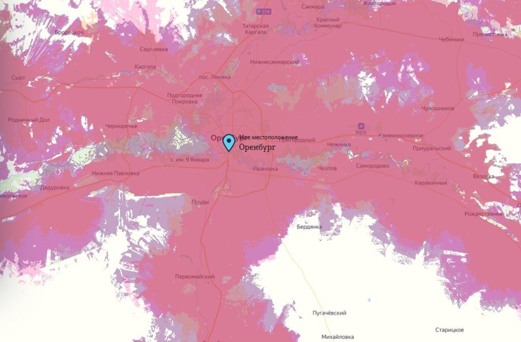 Tele2 Оренбург — адреса, тарифы, карта зоны покрытия, личный кабинет, официальный сайт, номер телефона