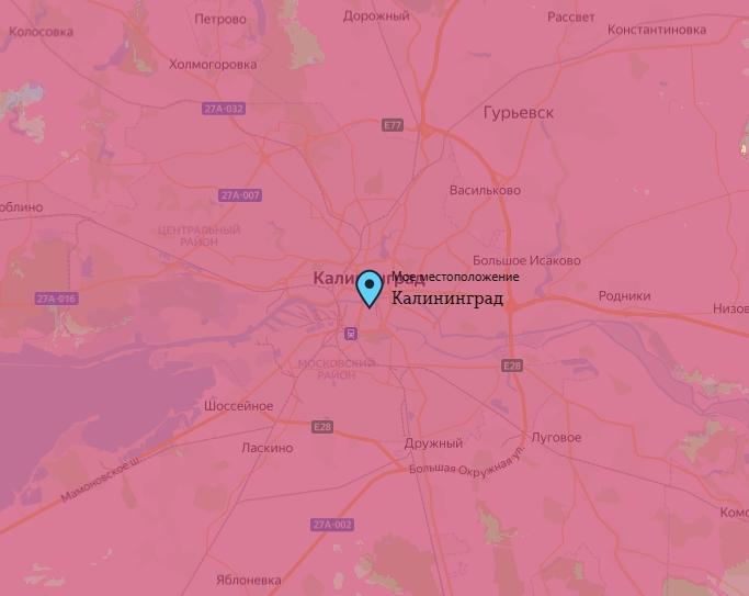 Tele2 Калининград — адреса, тарифы, карта зоны покрытия, личный кабинет, официальный сайт, номер телефона