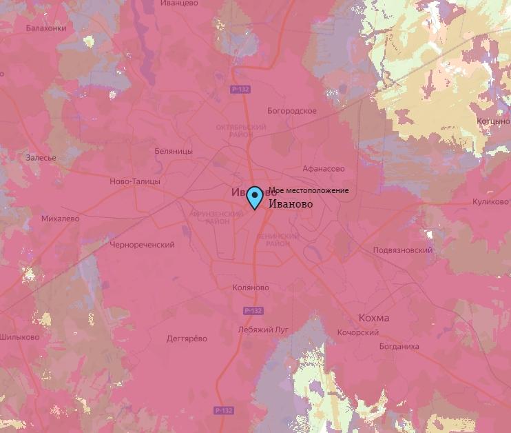 Tele2 Иваново — адреса, тарифы, карта зоны покрытия, личный кабинет, официальный сайт, номер телефона