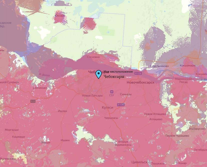 Tele2 Чебоксары — адреса, тарифы, карта зоны покрытия, личный кабинет, официальный сайт, номер телефона