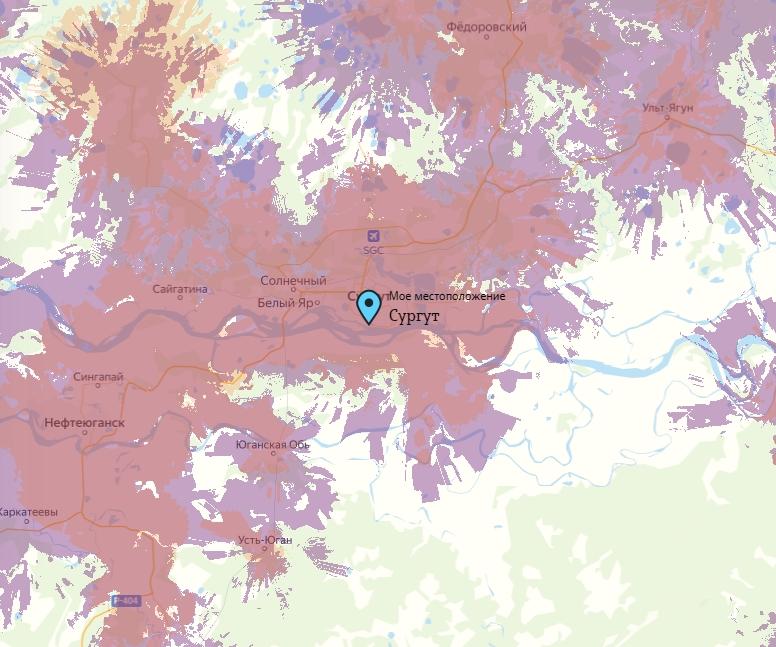 Tele2 Сургут — адреса, тарифы, карта зоны покрытия, личный кабинет, официальный сайт, номер телефона