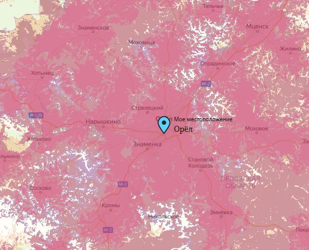 Tele2 Орёл — адреса, тарифы, карта зоны покрытия, личный кабинет, официальный сайт, номер телефона