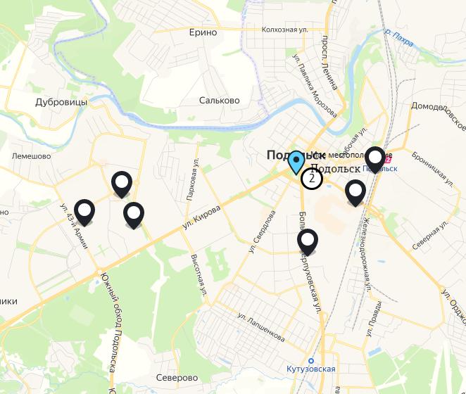 Tele2 Подольск  — адреса, тарифы, карта зоны покрытия, личный кабинет, официальный сайт, номер телефона