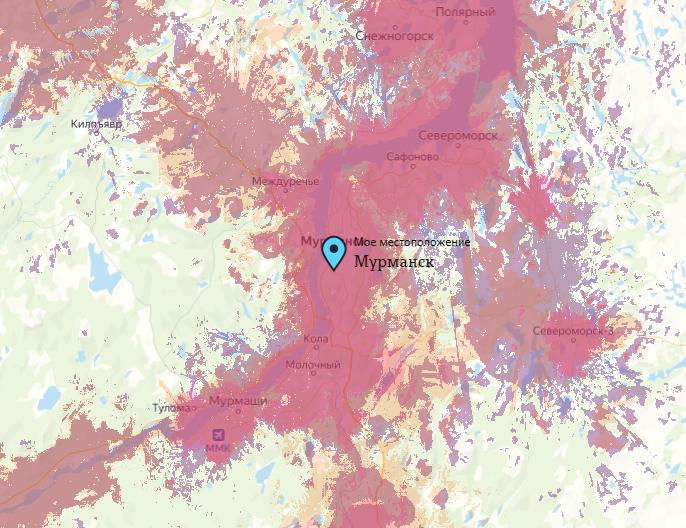 Tele2 Мурманск — адреса, тарифы, карта зоны покрытия, личный кабинет, официальный сайт, номер телефона