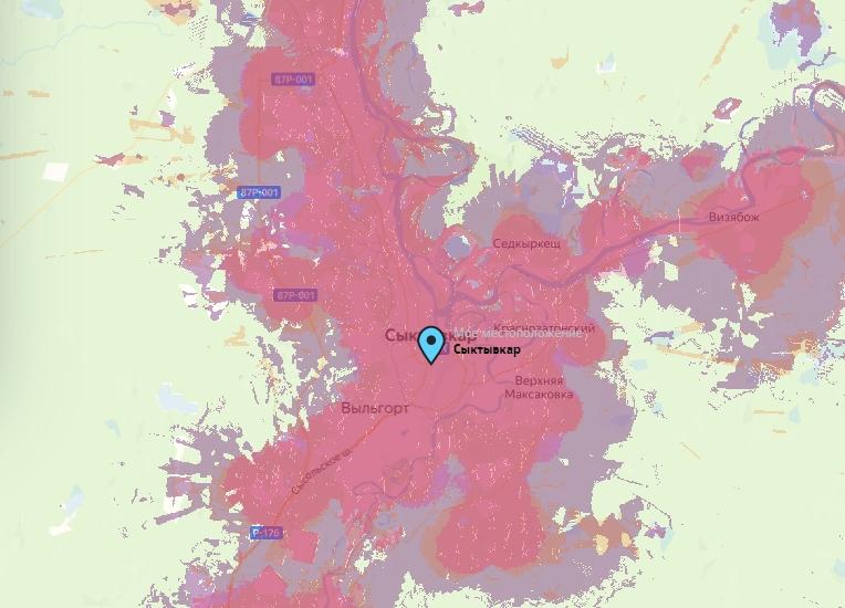 Tele2 Сыктывкар — адреса, тарифы, карта зоны покрытия, личный кабинет, официальный сайт, номер телефона