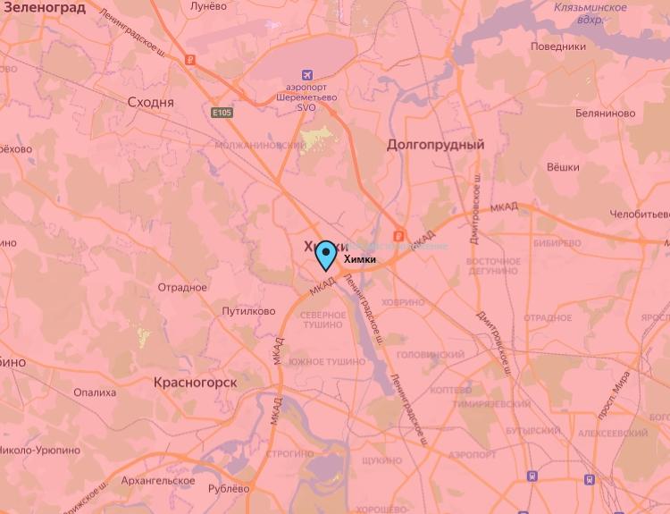 Tele2 Химки — адреса, тарифы, карта зоны покрытия, личный кабинет, официальный сайт, номер телефона